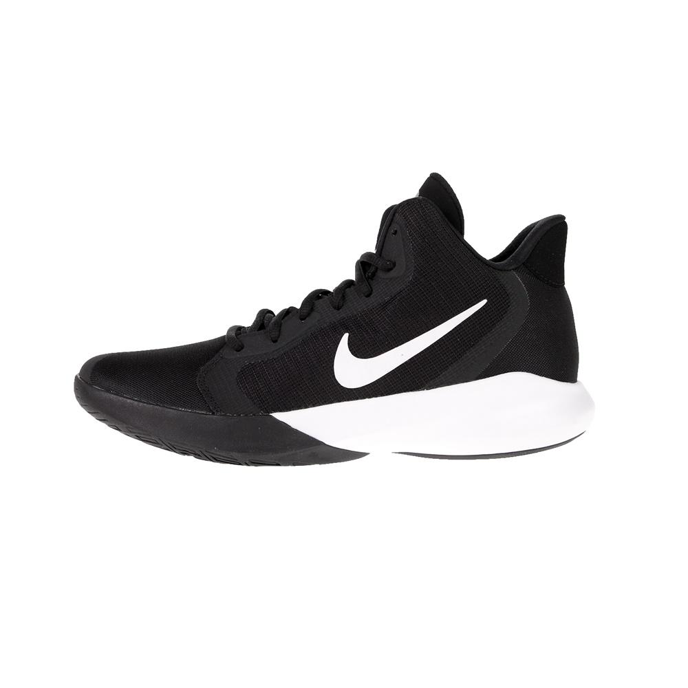 NIKE – Unisex παπούτσια μπάσκετ NIKE PRECISION III μαύρα