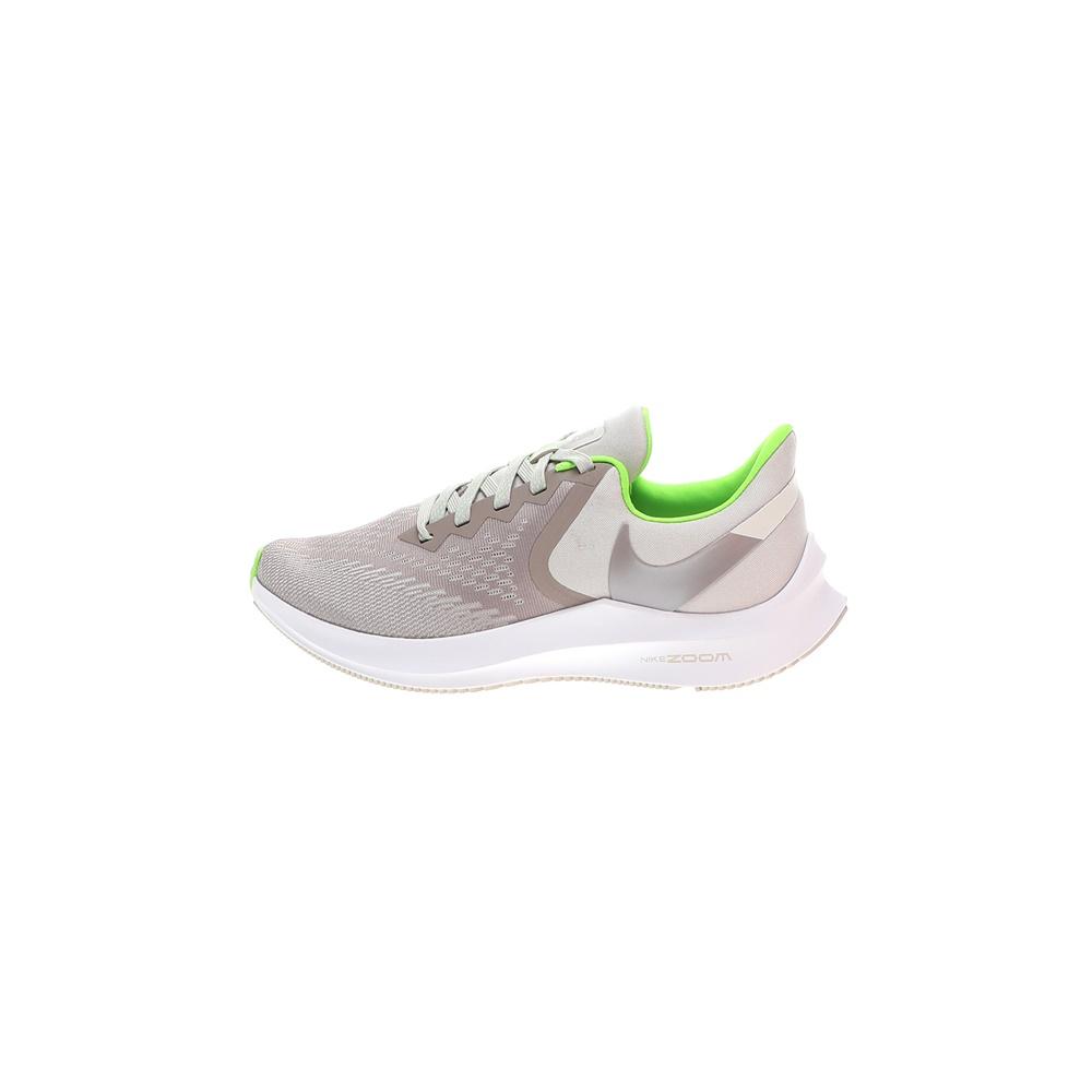 NIKE – Ανδρικά παπούτσια running NIKE ZOOM WINFLO 6 εκρού γκρι