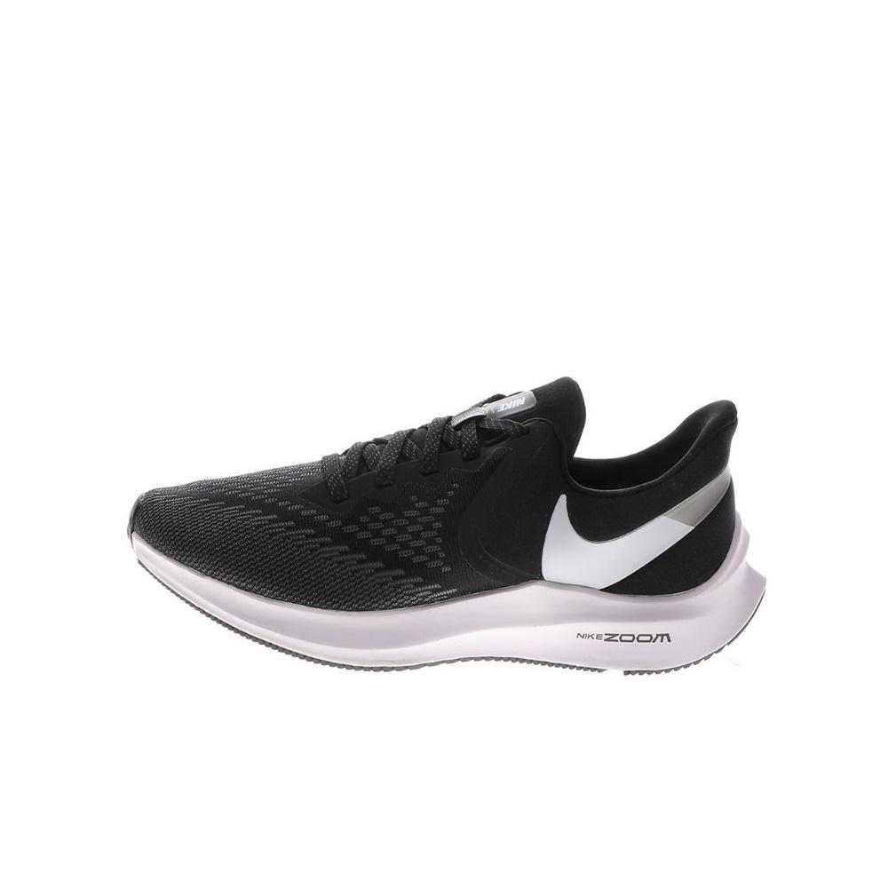 NIKE – Γυναικεία παπούτσια running NIKE ZOOM WINFLO 6 μαύρα γκρι