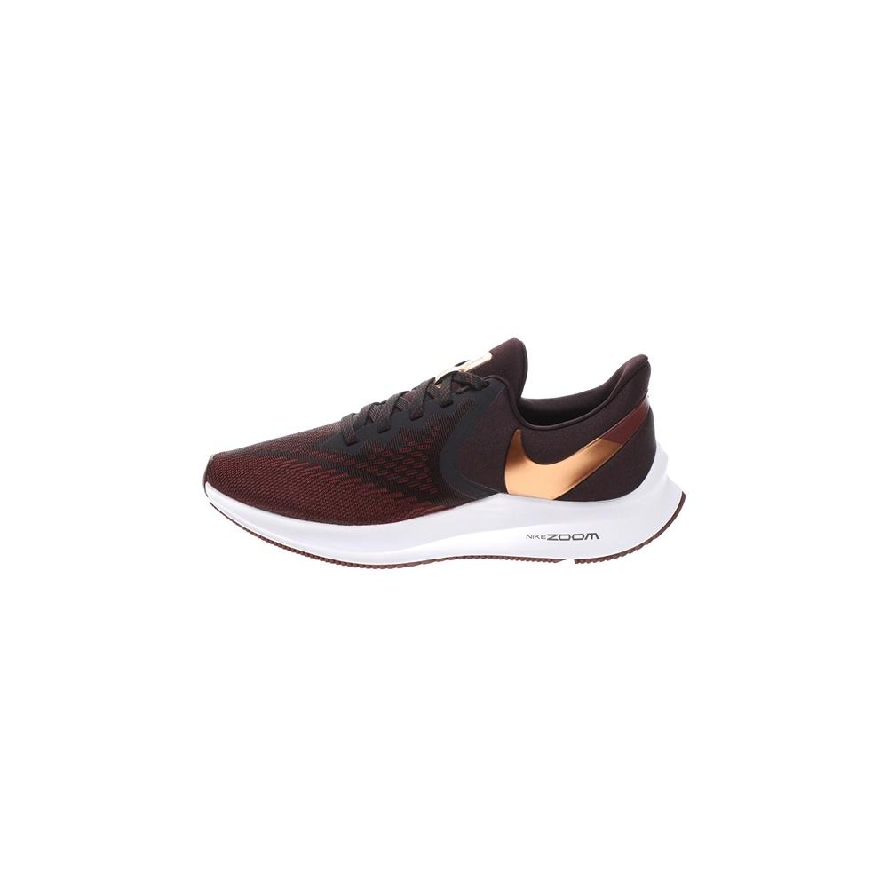NIKE – Γυναικεία παπούτσια running NIKE ZOOM WINFLO 6 μπορντό