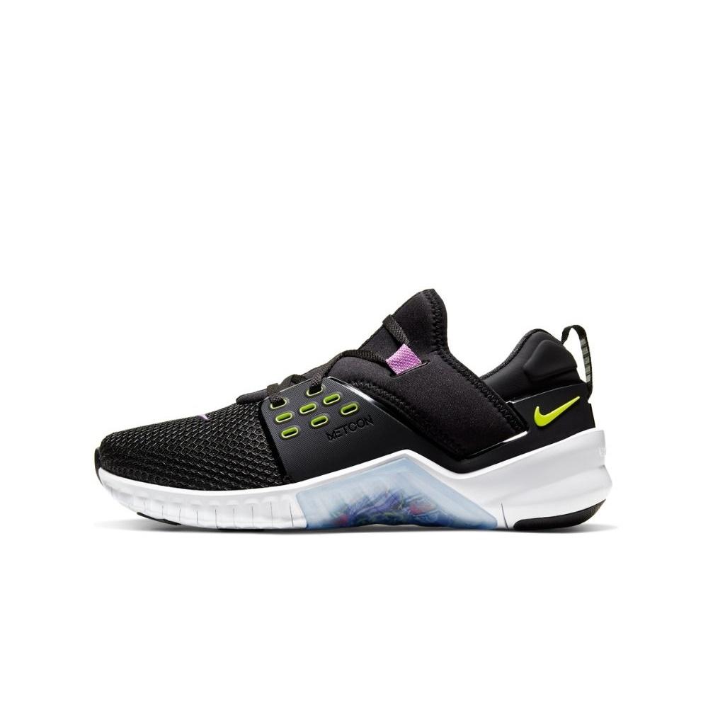 NIKE – Ανδρικά παπούτσια training NIKE FREE METCON 2 μαύρα