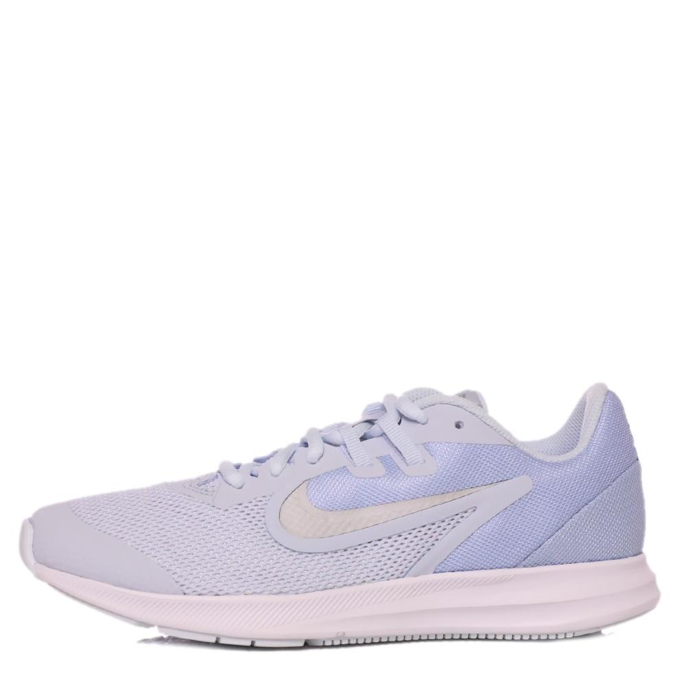 NIKE – Παιδικά παπούτσια NIKE DOWNSHIFTER 9 (GS) μπλε ασημί