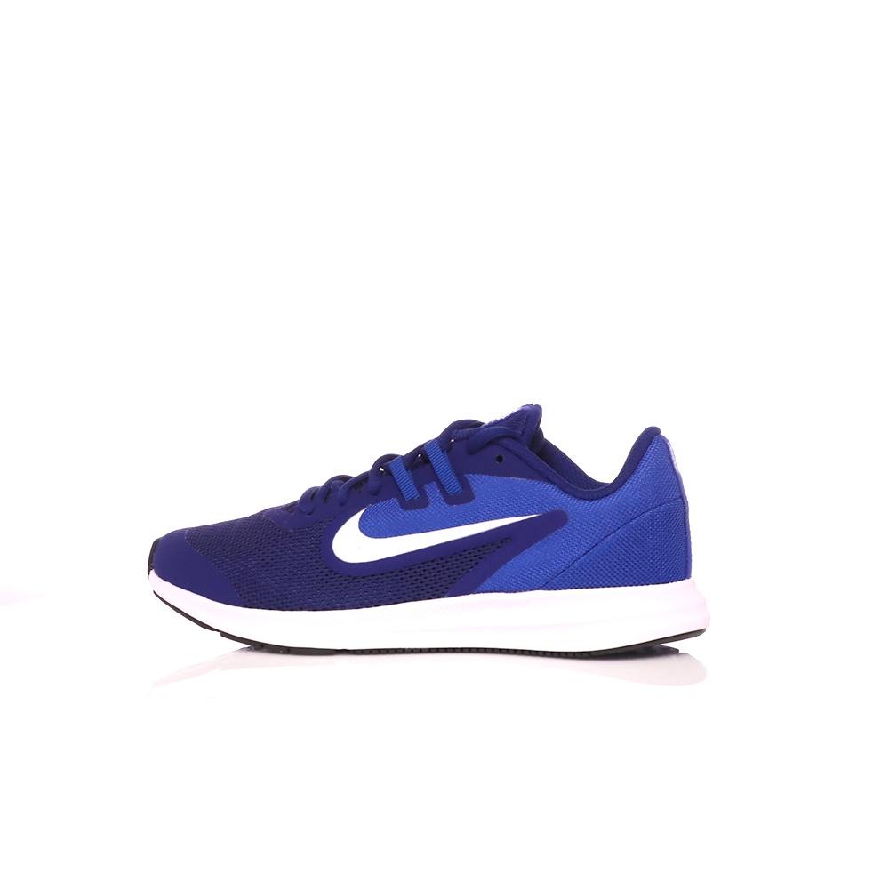 NIKE – Παιδικά αθλητικά παπούτσια NIKE DOWNSHIFTER 9 μπλε