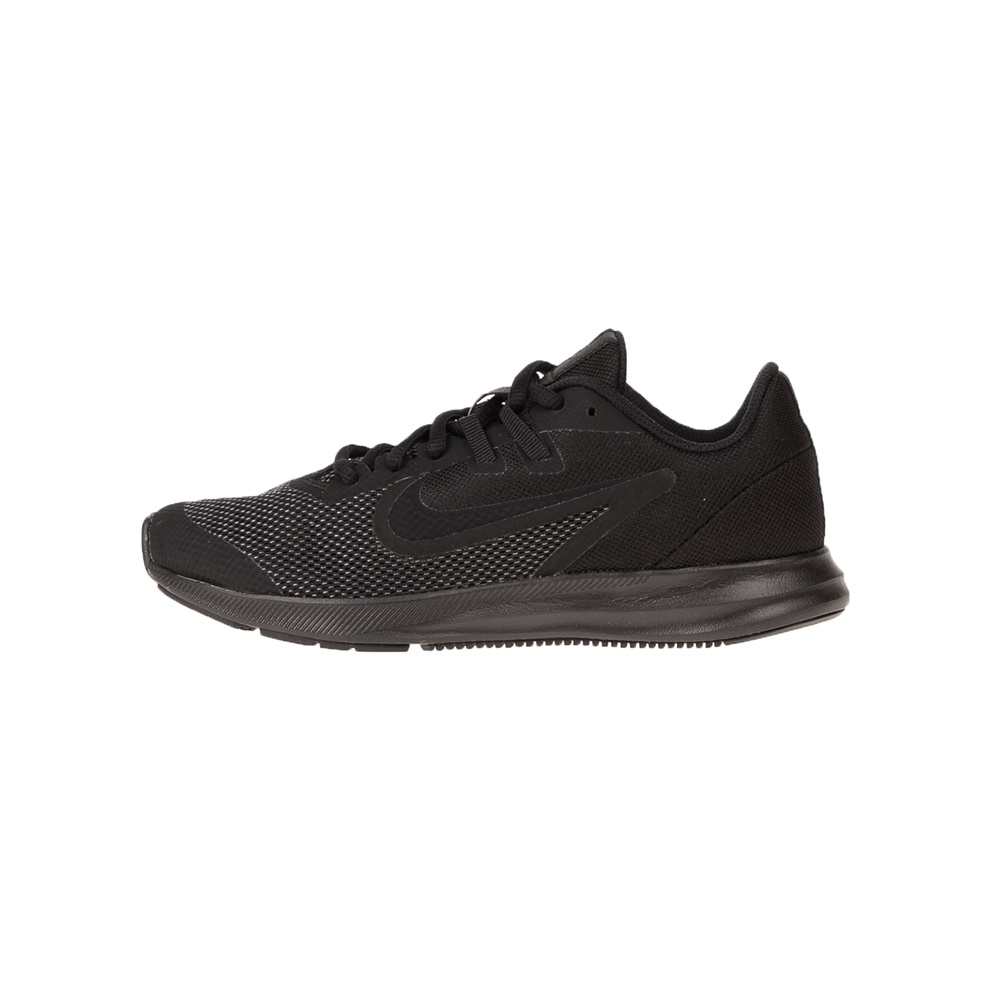 NIKE – Παιδικά αθλητικά παπούτσια NIKE DOWNSHIFTER 9 (GS) μαύρα