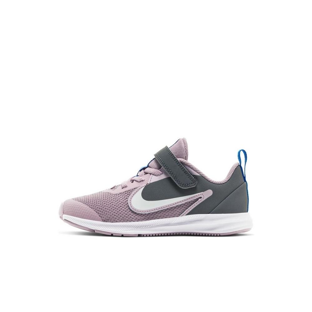 NIKE – Παιδικά παπούτσια running NIKE DOWNSHIFTER 9 (PSV) λιλά
