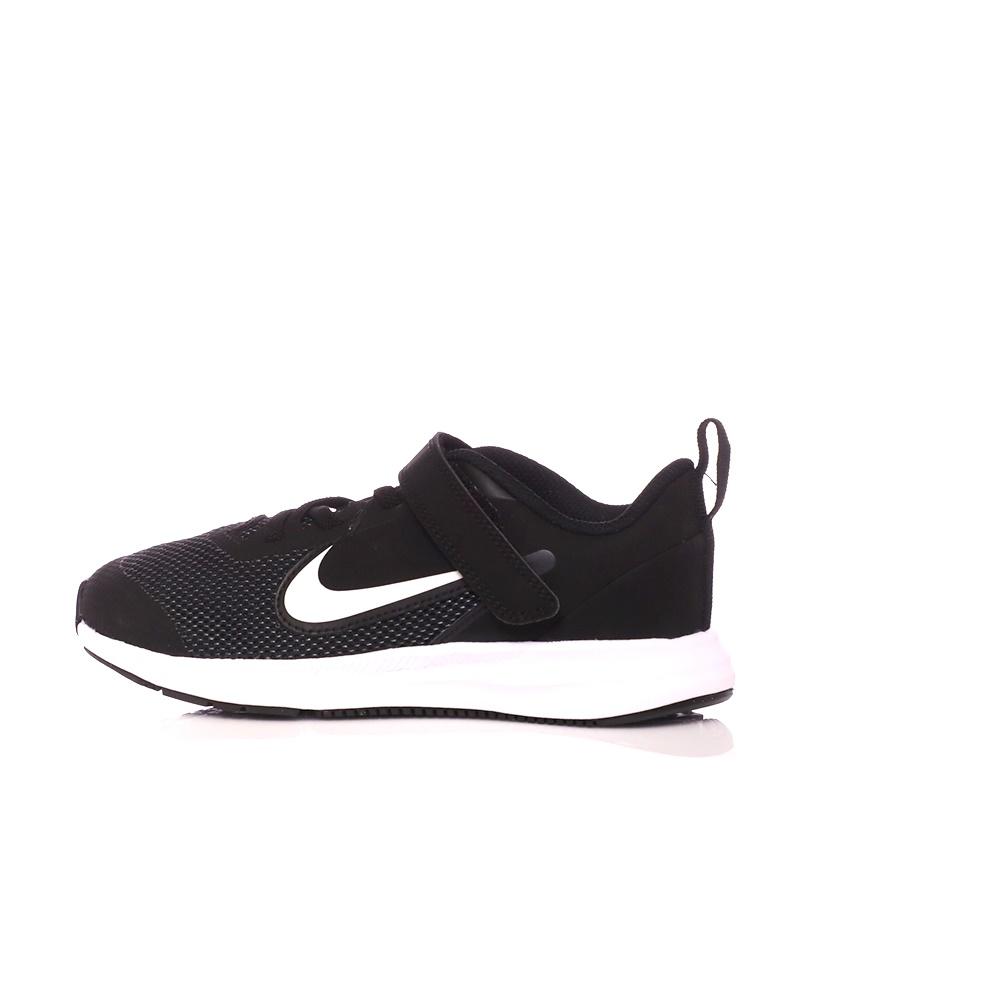 NIKE – Παιδικά παπούτσια Nike Downshifter 9 (PSV) μαύρα-λευκά