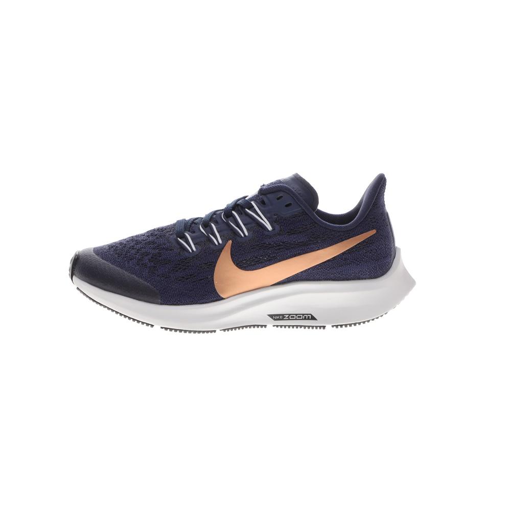 NIKE – Παιδικά παπούτσια running NIKE AIR ZOOM PEGASUS 36 (GS) μπλε πορτοκαλί