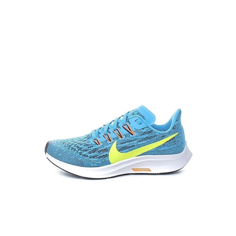 NIKE – Παιδικά παπούτσια running NIKE AIR ZOOM PEGASUS 36 (GS) μπλε