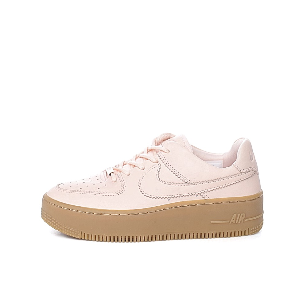 NIKE – Γυναικεία αθλητικά παπούτσια NIKE AF1 SAGE LOW LX ροζ