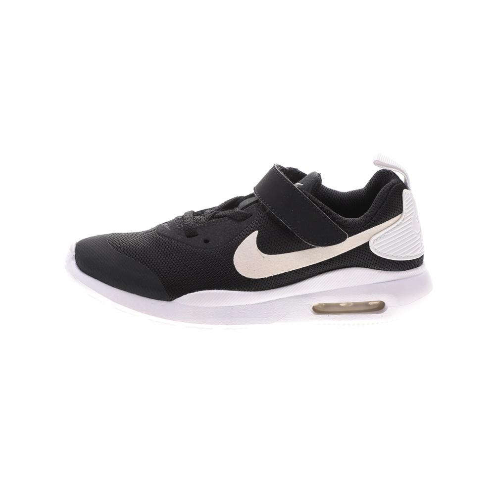 NIKE – Παιδικά παπούτσια running NIKE AIR MAX OKETO (PSV) μαύρα λευκά