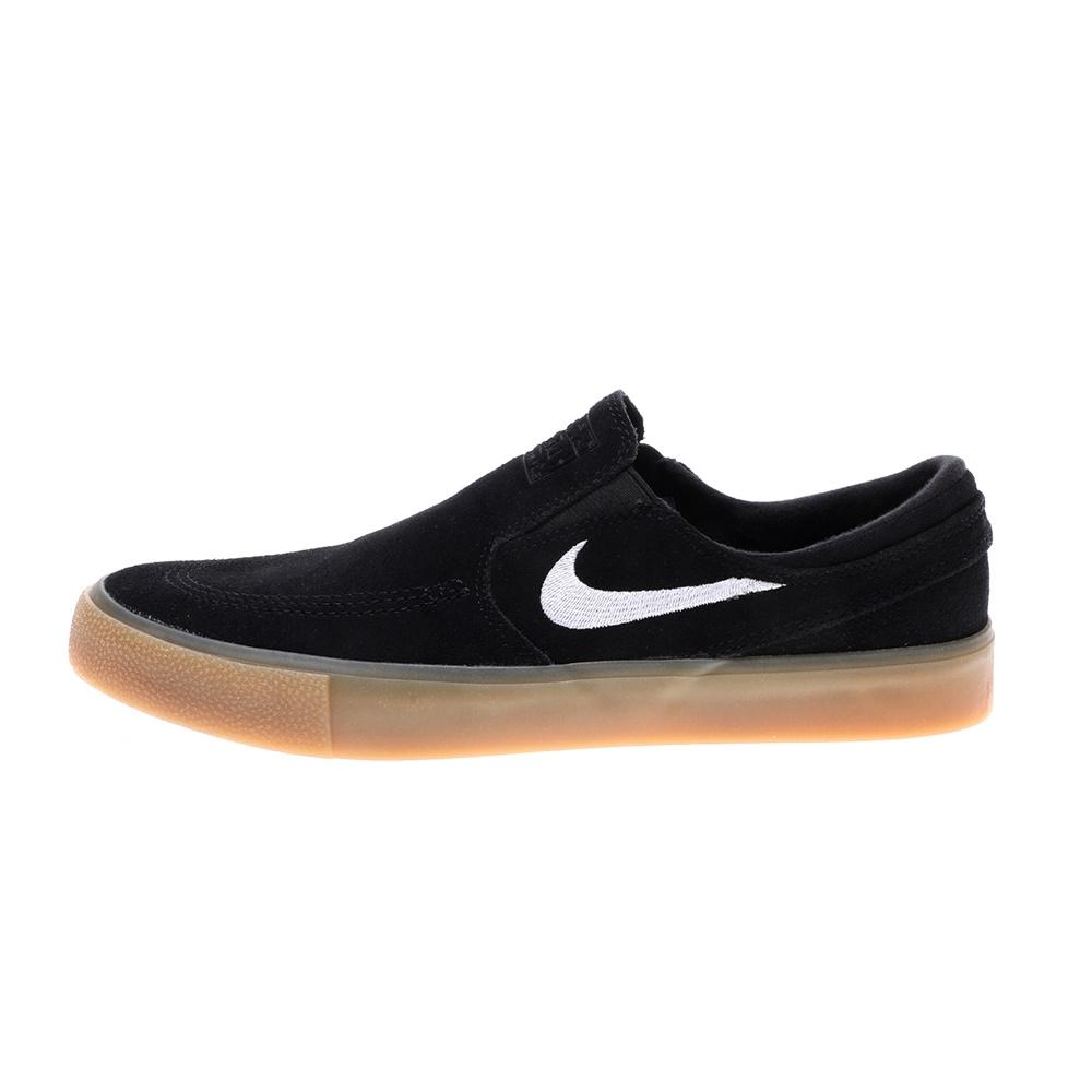NIKE – Unisex παπούτσια skateboarding NIKE SB ZOOM JANOSKI SLIP RM μαύρα
