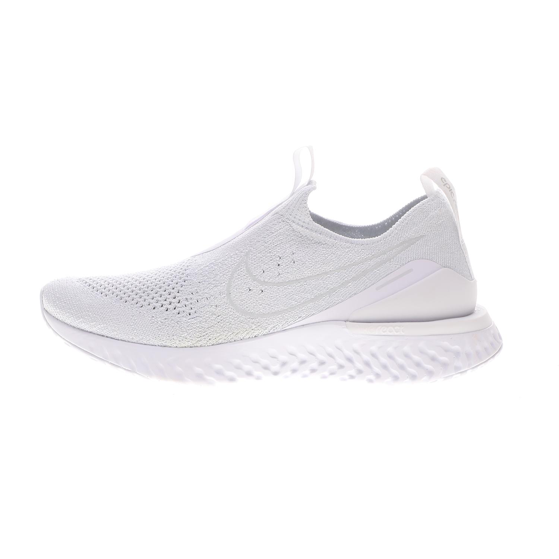 NIKE – Γυναικεία παπούτσια running NIKE EPIC PHANTOM REACT FK λευκά
