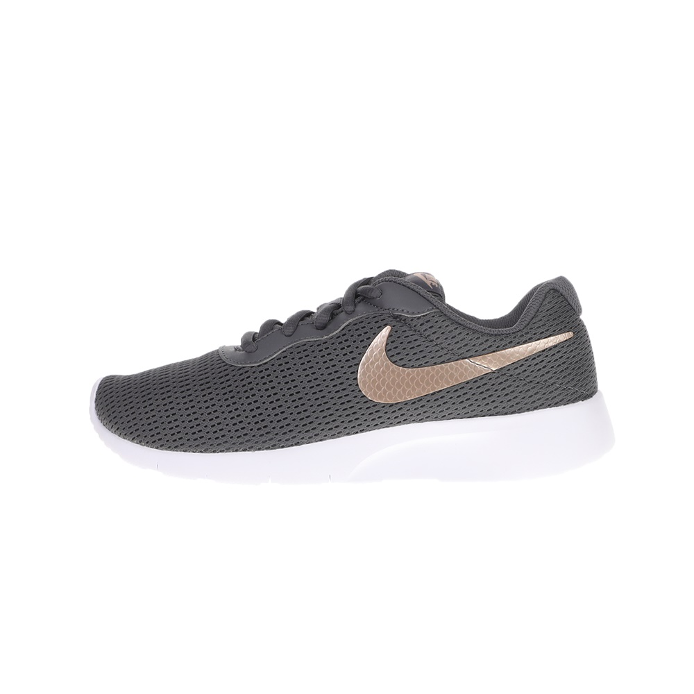 NIKE – Παιδικά αθλητικά παπούτσια Nike Tanjun EP ανθρακί χρυσά