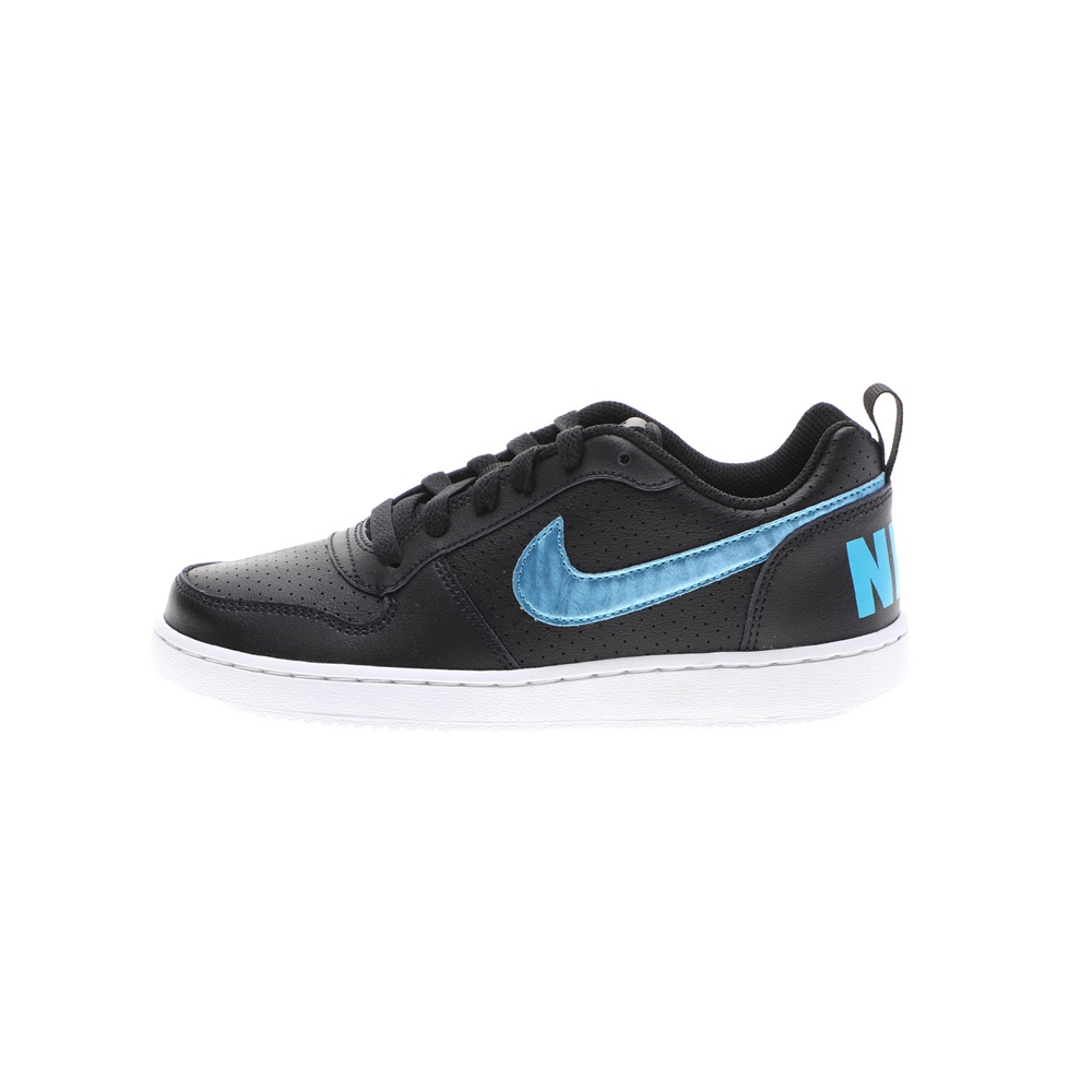 NIKE – Παιδικά sneakers NIKE COURT BOROUGH LOW EP (GS) BV0745 μαύρα μπλε