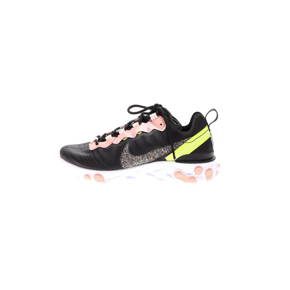 NIKE – Γυναικεία αθλητικά παπούτσια NIKE REACT ELEMENT 55 PRM μαύρα