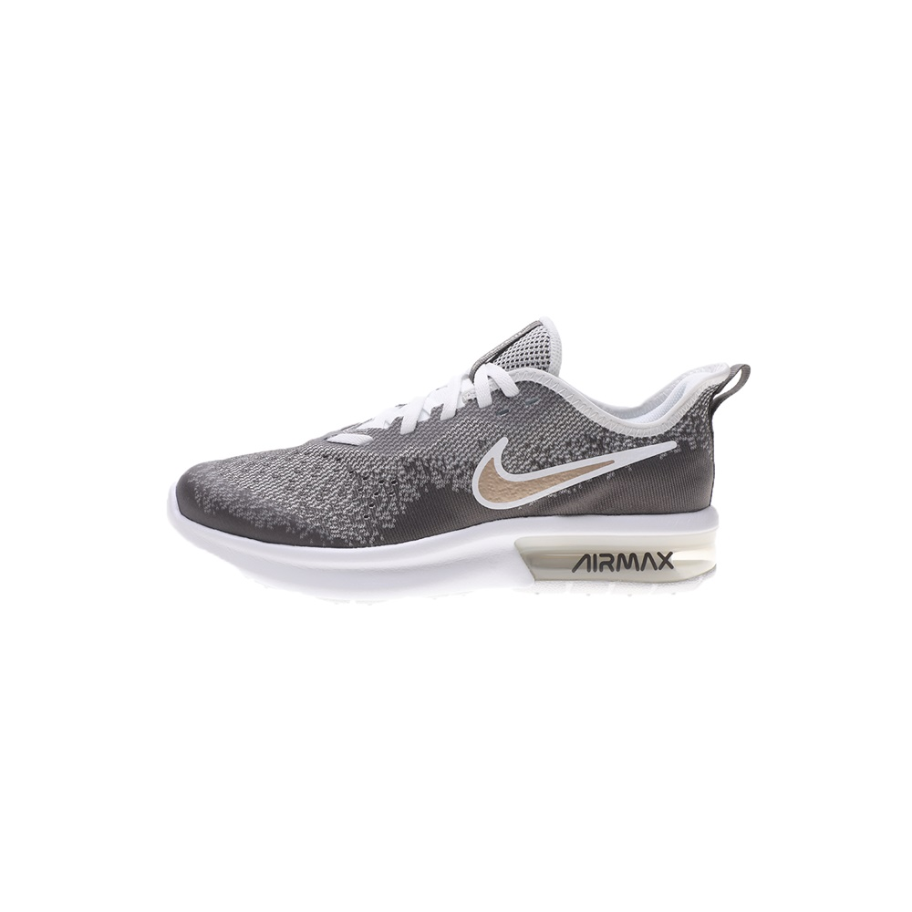 NIKE – Παιδικά αθλητικά παπούτσια NIKE AIR MAX SEQUENT 4 EP (GS) γκρι