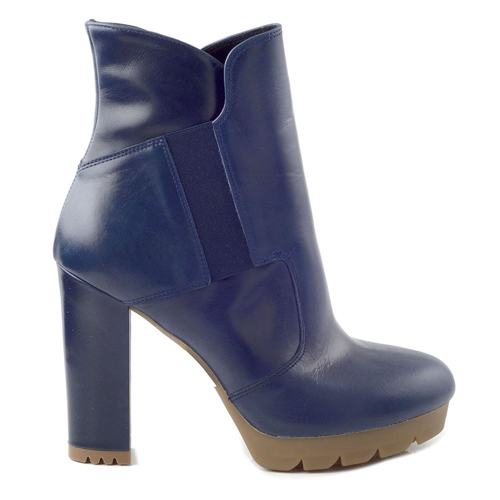 CHANIOTAKIS – Γυναικεία μποτάκια CHANIOTAKIS SIERRA 4159 μπλε