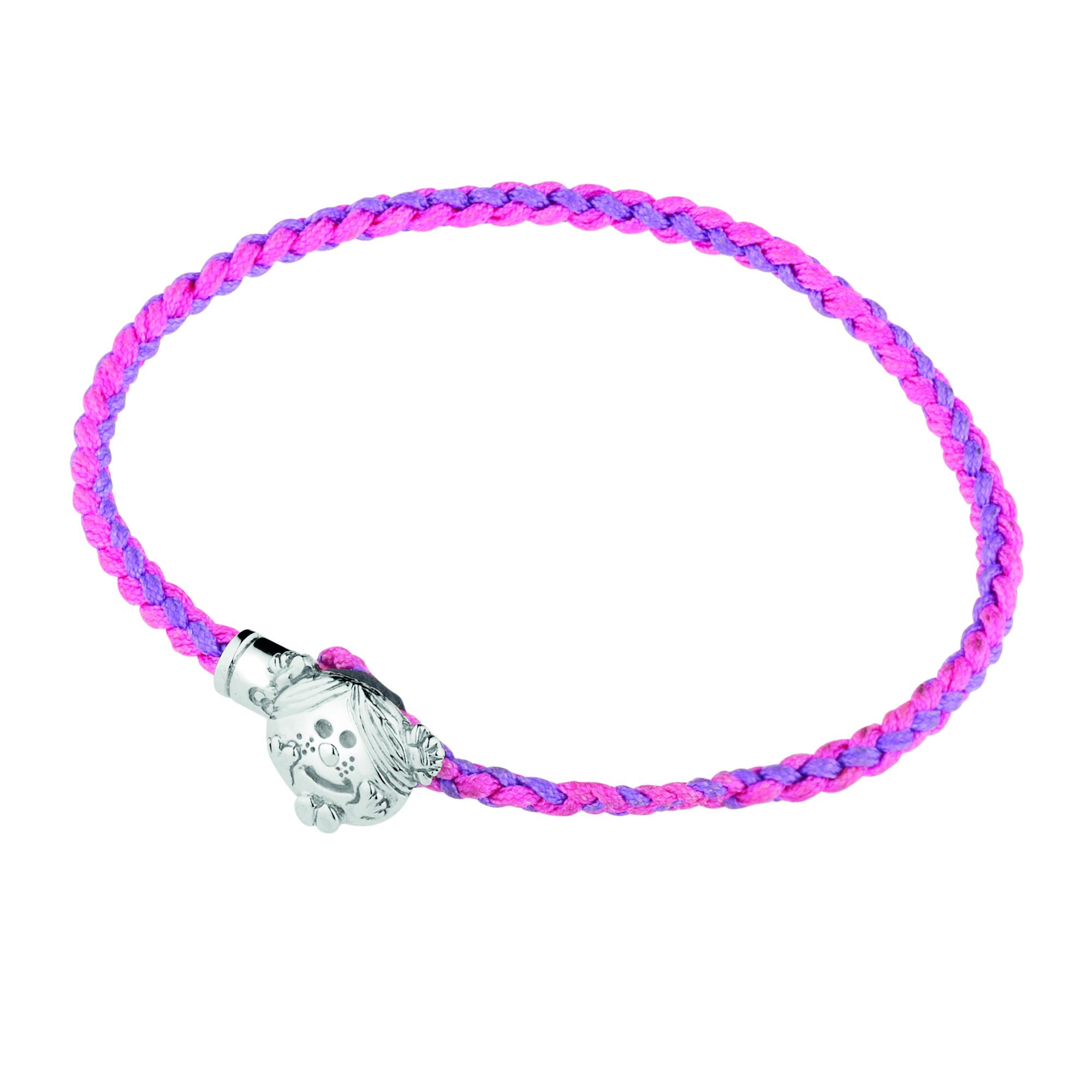 LINKS OF LONDON - Κοριτσίστικο βραχιόλι Little Miss Sunshine ροζ παιδικά girls αξεσουάρ κοσμήματα