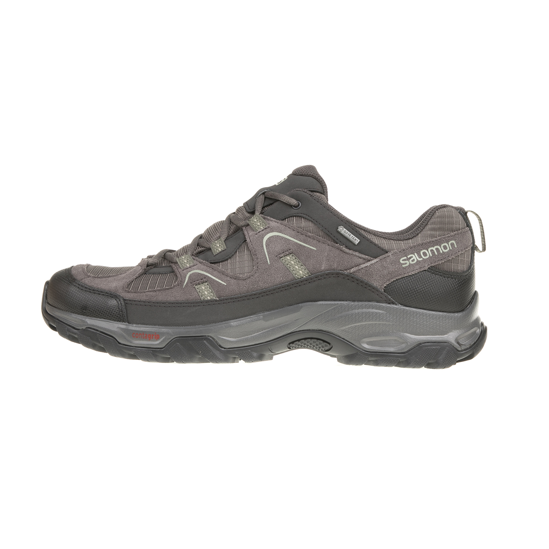SALOMON - Ανδρικά παπούτσια SMU SHOES FORTALEZA GTX PHANT γκρι ανδρικά παπούτσια αθλητικά training