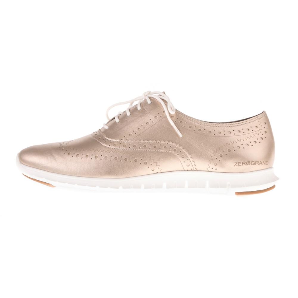 COLE HAAN – Γυναικεία δετά παπούτσια COLE HAAN ZEROGRAND WNG χρυσά