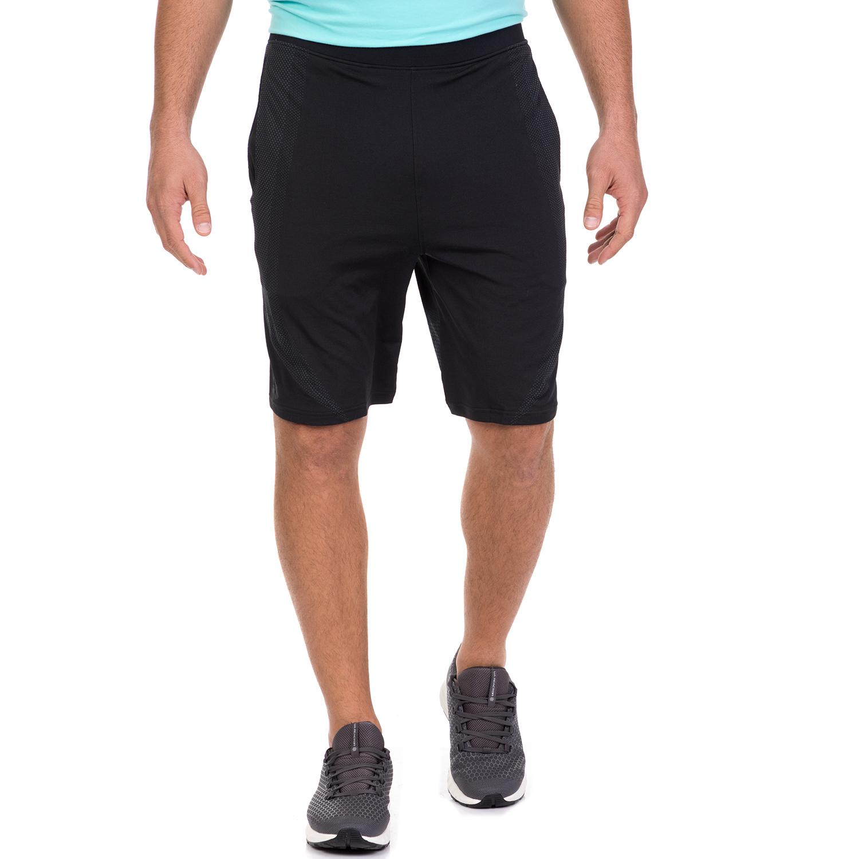 UNDER ARMOUR - Ανδρικό αθλητικό σορτς UNDER ARMOUR Threadborne Seamless μαύρο ανδρικά ρούχα σορτς βερμούδες αθλητικά