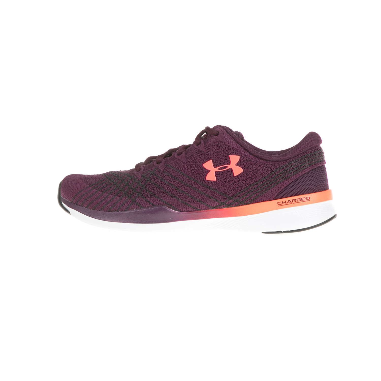 -40% Factory Outlet UNDER ARMOUR – Γυναικεία αθλητικά παπούτσια UNDER  ARMOUR THREADBORNE PUSH TR μοβ e57c0d53412