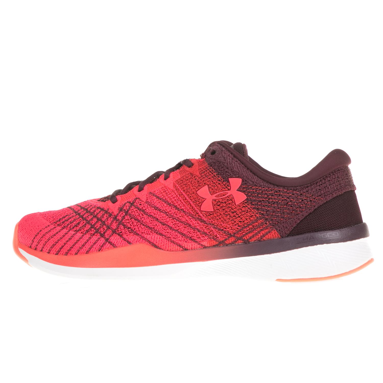 UNDER ARMOUR – Γυναικεία παπούτσια THREADBORNE PUSH TR κόκκινα-ροζ