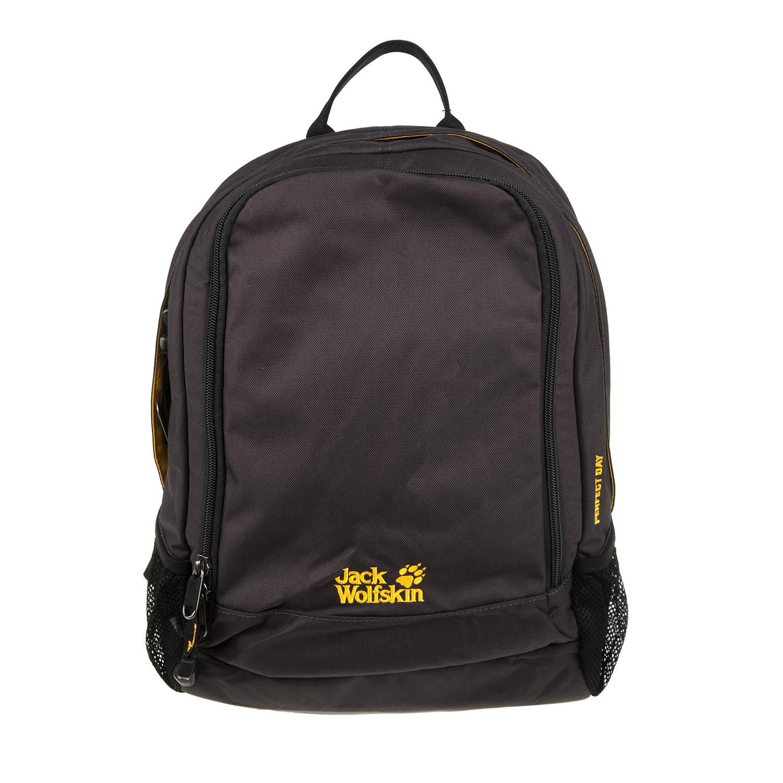 7e84efca63 JACK WOLFSKIN – Unisex τσάντα πλάτης PERFECT DAY JACK WOLFSKIN ανθρακί