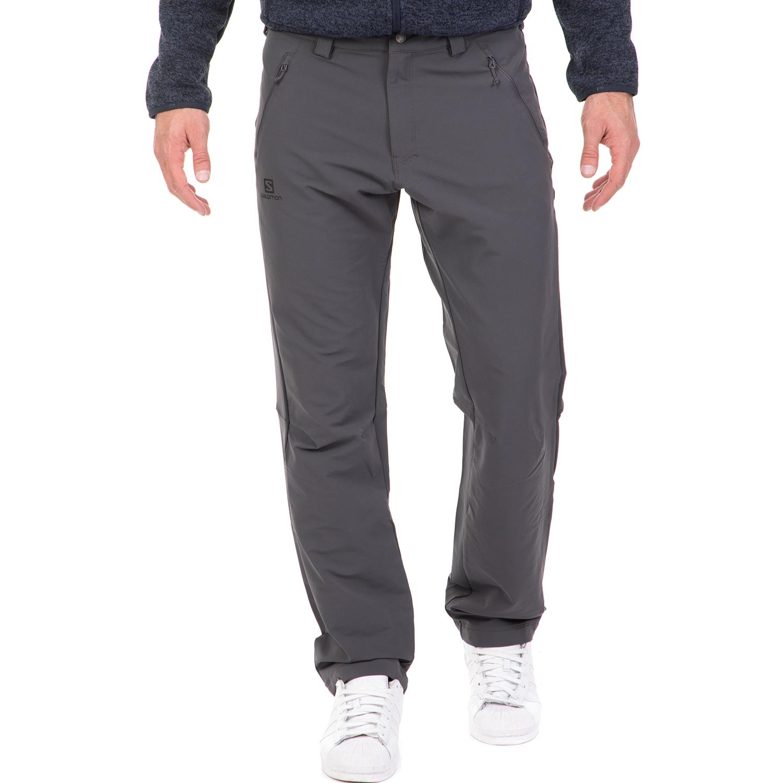 SALOMON – Ανδρικό παντελόνι HIKING MEN WAYFARER WARM SALOMON γκρι  1719230.0-0101 d2ec7bf02a