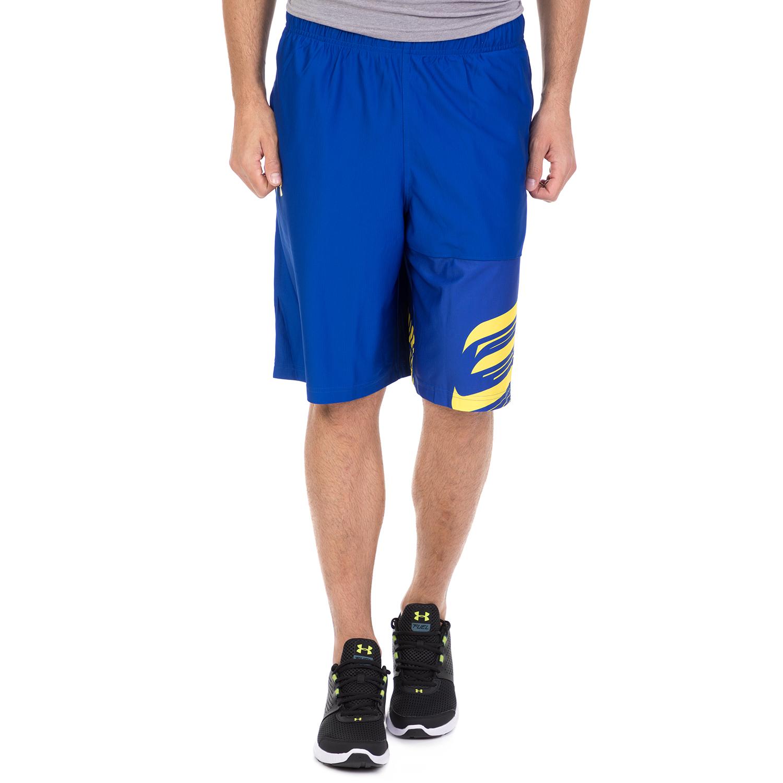 UNDER ARMOUR - Ανδρική αθλητική βερμούδα μπάσκετ UNDER ARMOUR Stephen Curry 30 μ ανδρικά ρούχα σορτς βερμούδες αθλητικά
