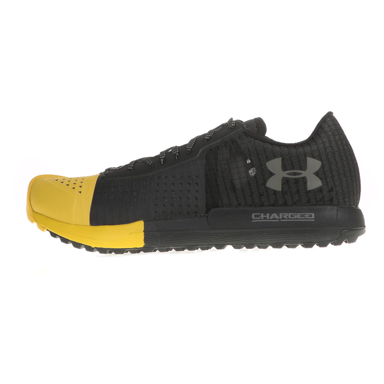 e658e22fd40 -40% UNDER ARMOUR – Ανδρικά αθλητικά παπούτσια trail running UA HORIZON KTV  μαύρα-κίτρινα