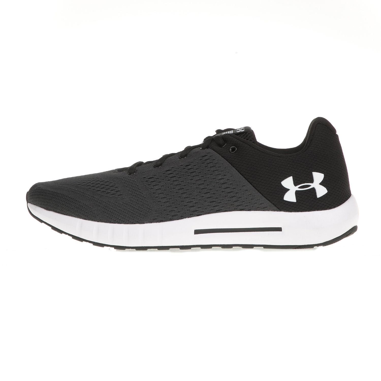 UNDER ARMOUR – Ανδρικά αθλητικά παπούτσια για τρέξιμο UA Micro G Pursuit ανθρακί-μαύρα