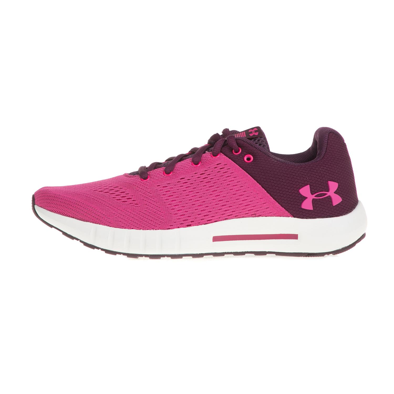 UNDER ARMOUR – Γυναικεία αθλητικά παπούτσια για τρέξιμο UA W Micro G Pursuit φούξια-μοβ