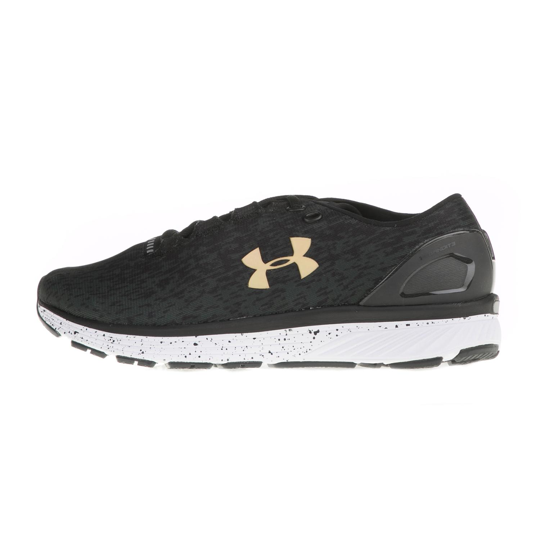 UNDER ARMOUR – Γυναικεία παπούτσια UA CHARGED BANDIT 3 OMBRE ανθρακί-μαύρα
