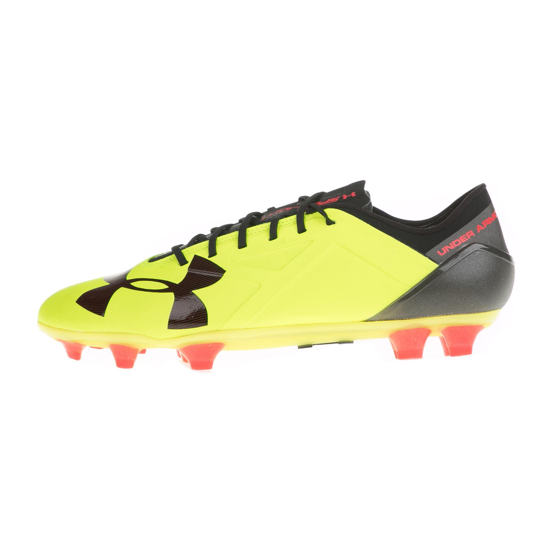 UNDER ARMOUR – Ανδρικά παπούτσια ποδοσφαίρου UA Spotlight FG κίτρινα