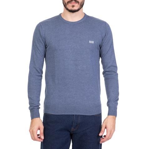 e080cac24c42 Ανδρική πλεκτή μπλούζα Just Polo Tricot μπλε (1719538.0-1306 ...