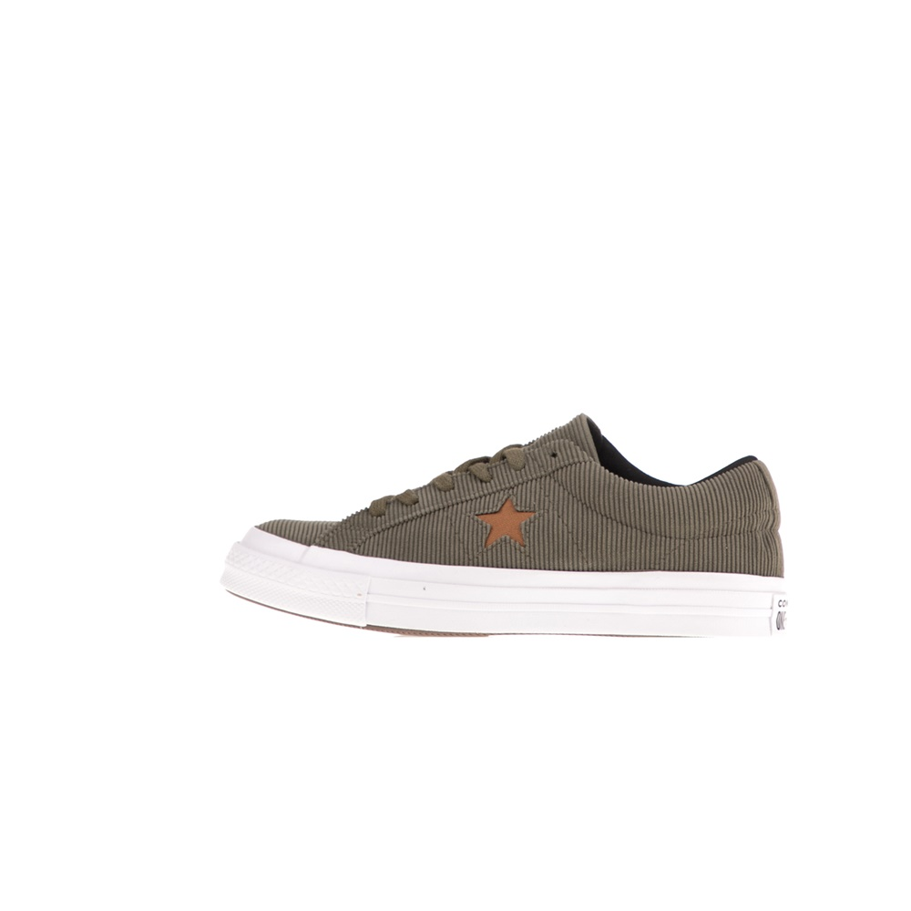 CONVERSE – Unisex sneakers One Star Ox λαδί
