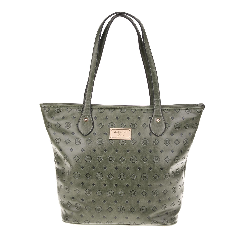 240590f959 LAURA BIAGIOTTI - Γυναικεία τσάντα ώμου ABOS LAURA BIAGIOTTI πράσινη