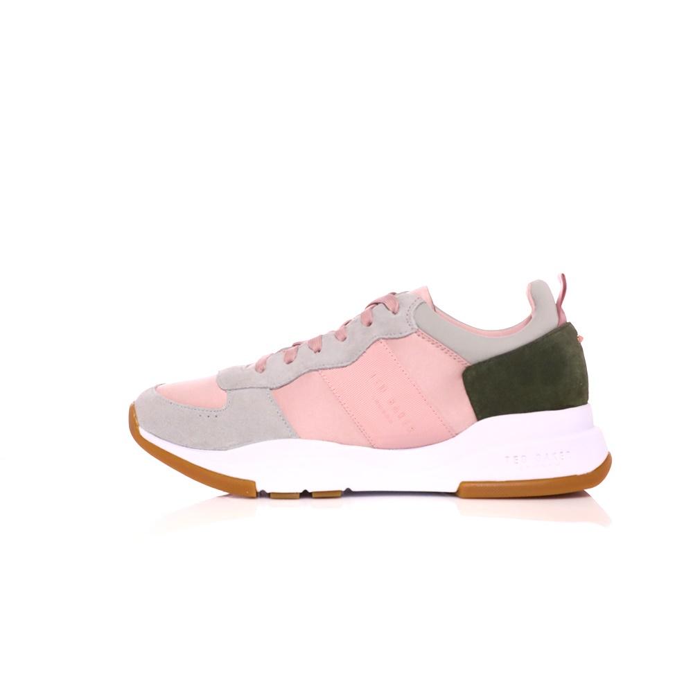 TED BAKER – Γυναικεία sneakers WAVERDI TED BAKER ροζ