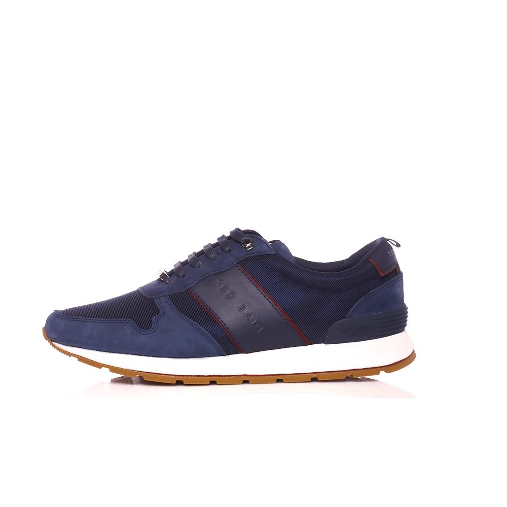 TED BAKER – Ανδρικά sneakers LHENNIS TED BAKER μπλε