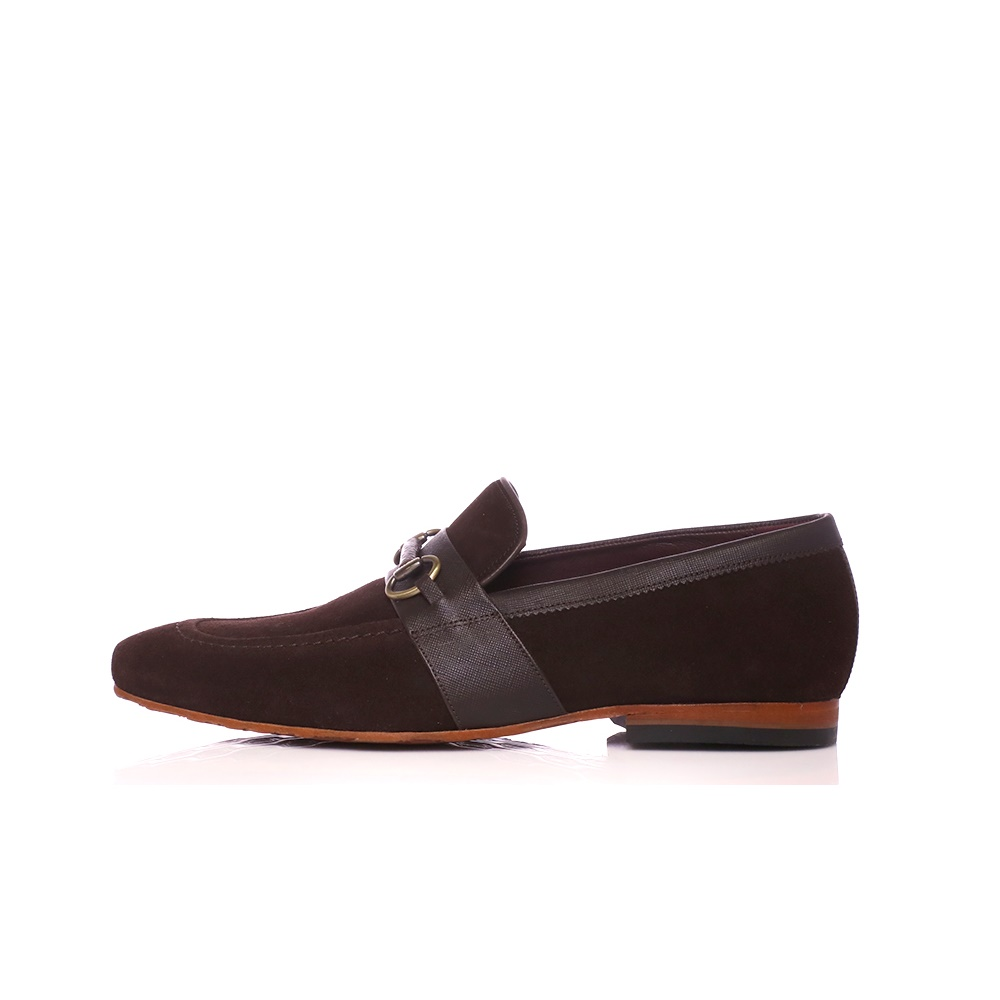 TED BAKER – Ανδρικά μοκασίνια DAISERS TED BAKER καφέ