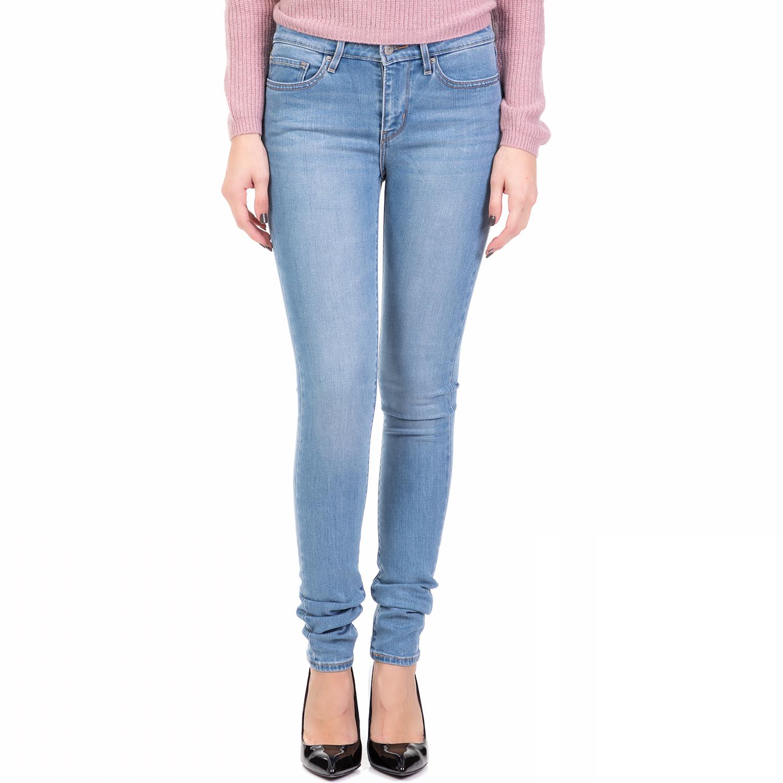 LEVI S - Γυναικείο τζιν παντελόνι LEVI S 711 SKINNY THIRTEEN μπλε ... 85a7a50c5ee
