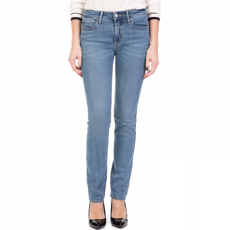 2b8391d89159 -49% LEVI S – Γυναικείο τζιν παντελόνι LEVI S 712 SLIM SOUTH SIDE μπλε