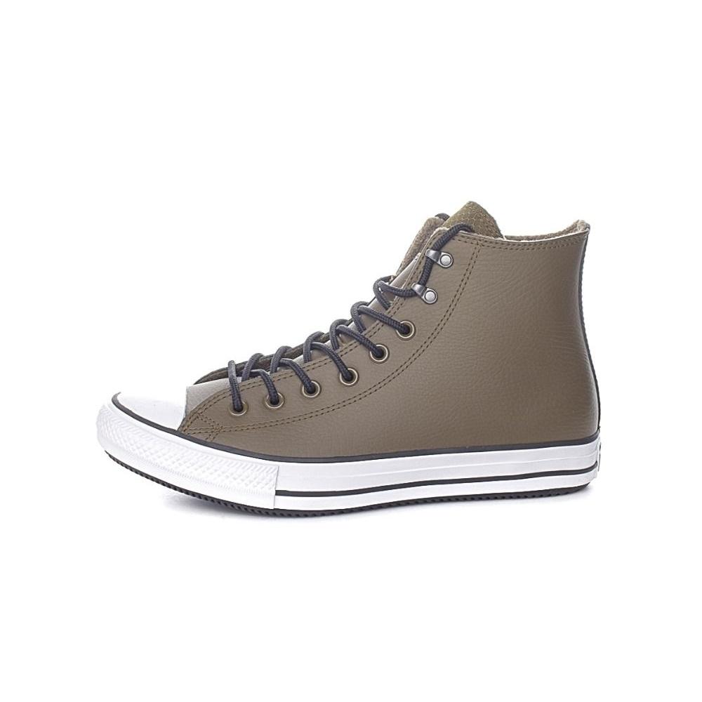 CONVERSE – Ανδρικά μποτάκια sneakers CONVERSE Ctas Winter λαδί