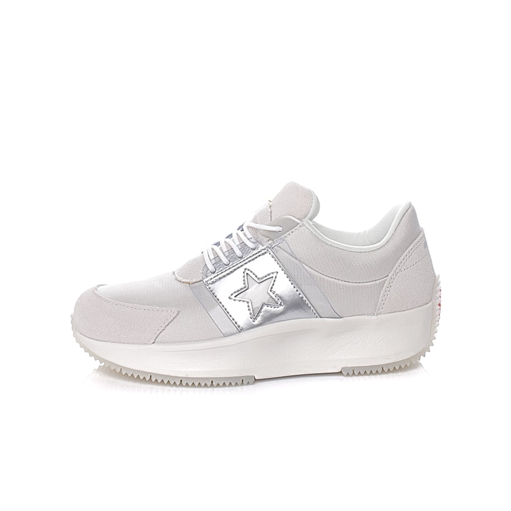 CONVERSE – Γυναικεία sneakers CONVERSE Run Star γκρι