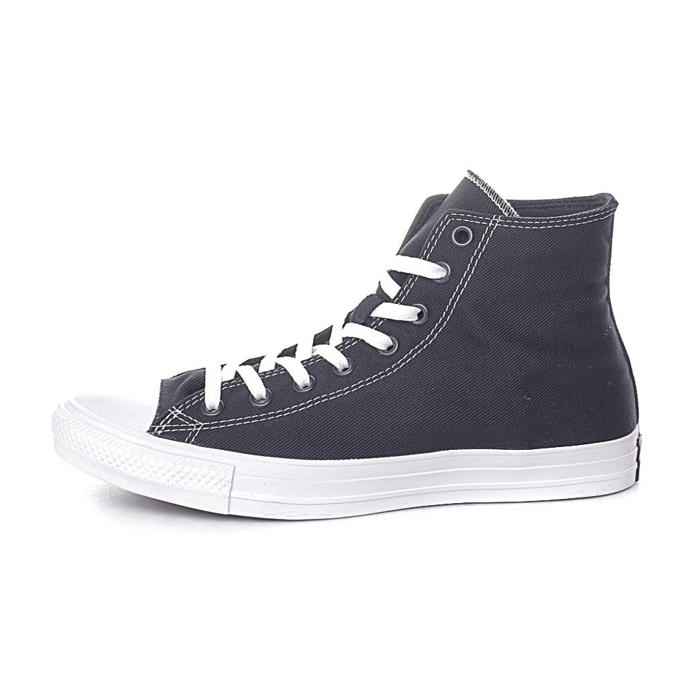 CONVERSE – Unisex sneakers μποτάκια CONVERSE Chuck Taylor All Star μαύρα