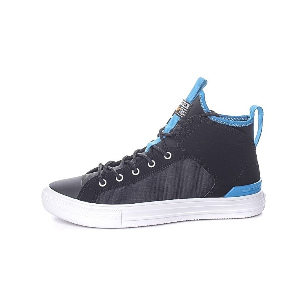 CONVERSE – Unisex μποτάκια sneakers CONVERSE Chuck Taylor AS Ultra Mid μαύρα