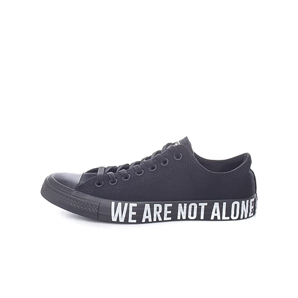 CONVERSE – Unisex sneakers CONVERSE Chuck Taylor All Star μαύρα