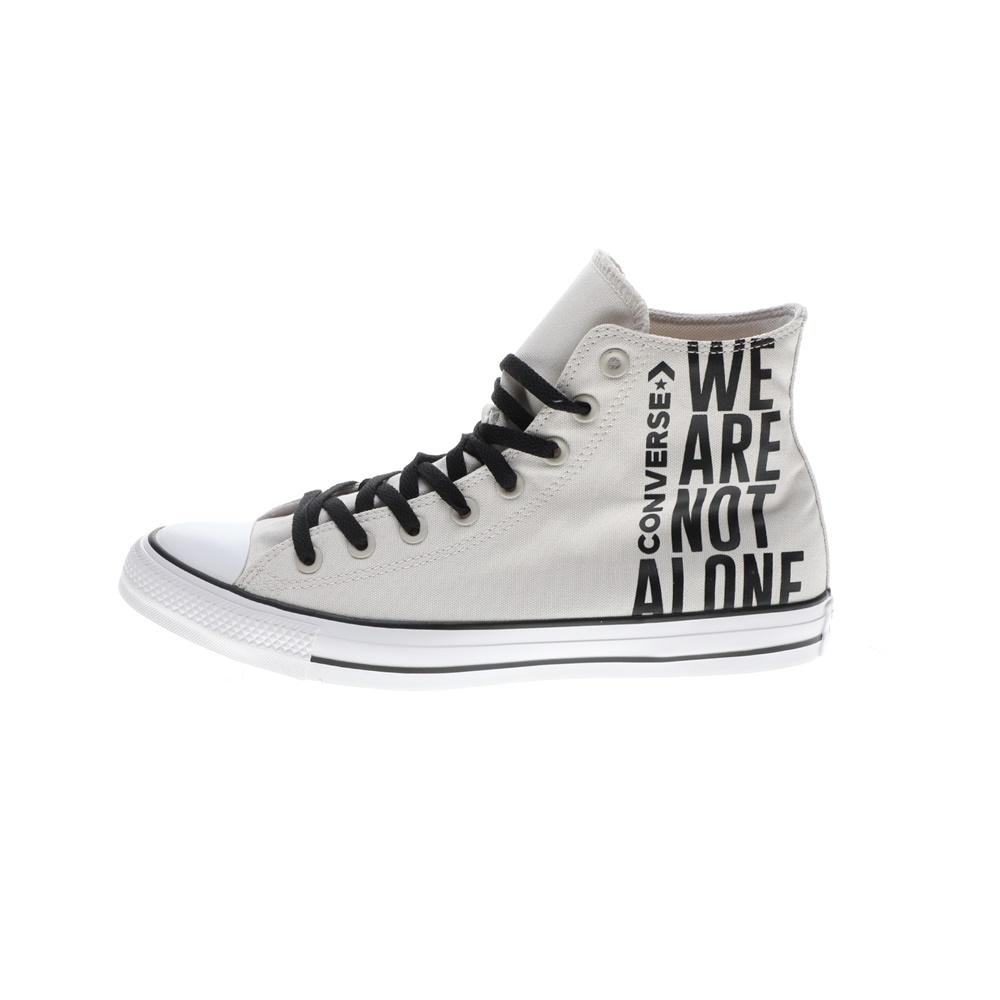 CONVERSE – Unisex ψηλά sneakers CONVERSE Chuck Taylor All Star ασπρόμαυρα