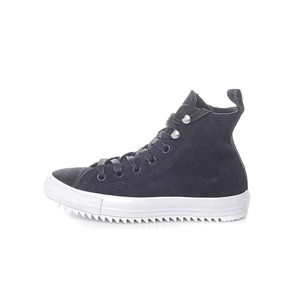CONVERSE – Γυναικεία sneakers CONVERSE CHUCK TAYLOR ALL STAR HIKER μαύρα
